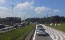 Ogromny korek w kierunku Gdyni