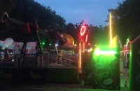 Nocna zabawa w Brzeźnie