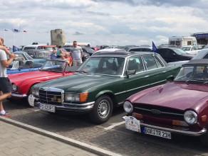 Motoryzacyjne klasyki w Gdyni