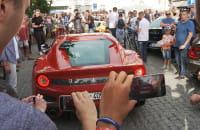 Ponad 30 Ferrari przyjechało do Sopotu