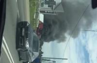 Pożar w Chwaszczynie