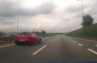 Ferrari na obwodnicy, jeździłbym :)