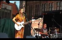 Agyness B. Marry - Targ Weglowy - koncert - Gdansk 2016