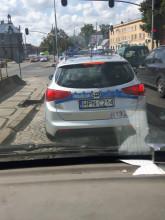 Tak policja przestrzega przepisów ...