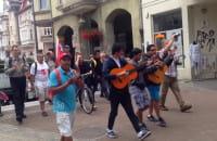 Pielgrzymi z Ekwadoru głośni na Monciaku