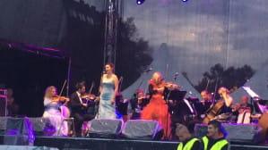 Królewska Orkiestra Salonowa na Targu Węglowym