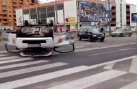Dachowanie na skrzyżowaniu
