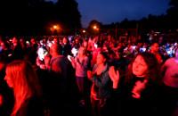 Świetna zabawa podczas koncertu Diabel Cissokho