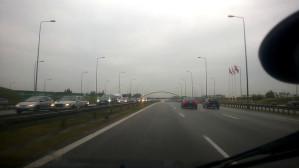 Korek w kierunku A1