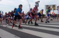 Maraton sierpniowy na rolkach