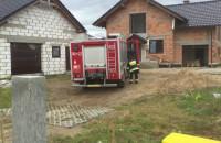 Wybuch gazu na budowie przy ul. Turzycowej