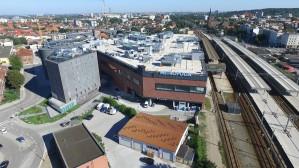 Budowa Galerii Metropolia na finiszu