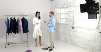 Moda w kadrze: Letnia elegancja