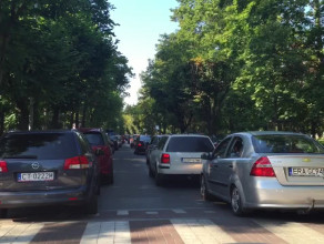 Utrudnienia w ruchu w Sopocie