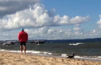 Lato last minute na plaży w Brzeźnie