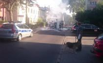 Pożar w Brzeźnie ugaszony