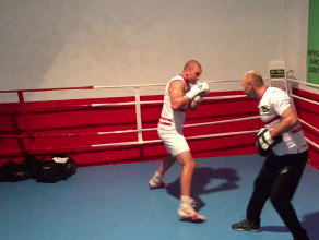 Trening Głowackiego i Wawrzyka
