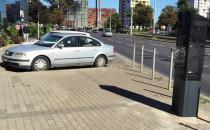 Nowy parkometr w centrum Gdańska