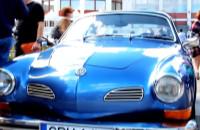 Pokaz zabytkowych aut w Sopocie