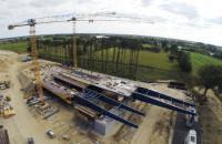 Budowa nowych mostów na S7