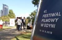 Dzień na Festiwalu Filmowym w Gdyni