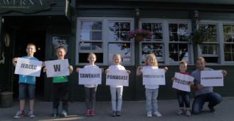 Tawerna Pomaga - Dom dla dzieci w Pogórzu