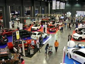 Targi Motoryzacyjne 3TM 2016