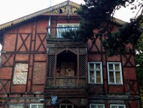Stary dom przy al. Zwycięstwa do rozbiórki