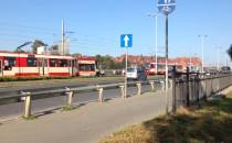 Awaria tramwajów w centrum Gdańska
