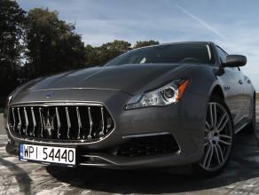 Nowe Maserati Quattroporte