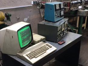 Commodore 64 - maszyna do wyważania wałów napędowych