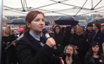 #Czarnyprotest Barbara Kijewska
