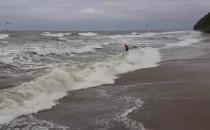A w Gdyni nawet sztorm nie straszny, aby...