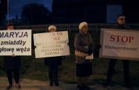Katolicki protest przeciwko zespołowi Behemoth