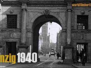 Gdańsk w 1940 roku