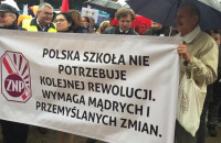 Protest ZNP