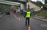 Wypadek na Drodze Gdyńskiej