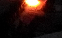 Nocny pożar samochodu przy ul. Kaszubskiej...