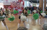 Spotkanie z cheerleaderkami w Gdańsku