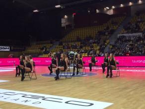 Cheerleaders Gdynia w sezonie 2016/2017