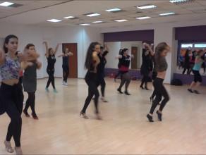 Zajęcia taneczne w Dance Fusion