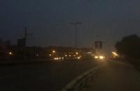 Ciemności w centrum Gdańska