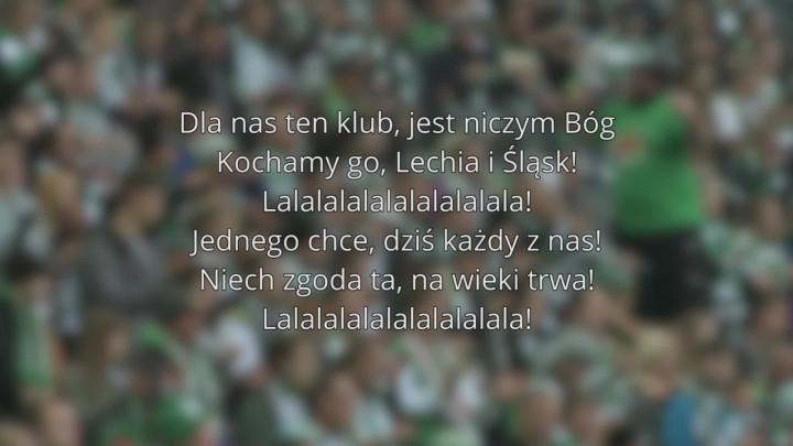 Dla nas ten klub - śpiewają kibice Lechii