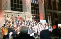 Wspólne Gdańskie Śpiewanie Pieśni Patriotycznych 2016