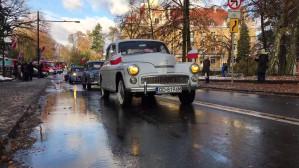 Parada klasyków i rowerów w Sopocie