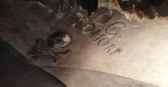 Krypta czaszek odkryta w Bazylice św. Brygidy