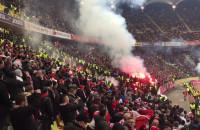 Rumuńscy kibice prowokują Polaków w Bukareszcie