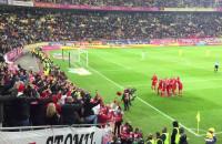 3. gol dla Polski w Bukareszcie