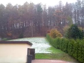 Znowu śnieg zaczyna padać