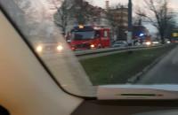 Korek za KFC w Sopocie w kierunku Gdyni